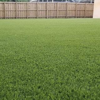 Wollongong Fake grass backyard