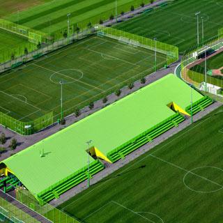 Wollongong Sports complex grass