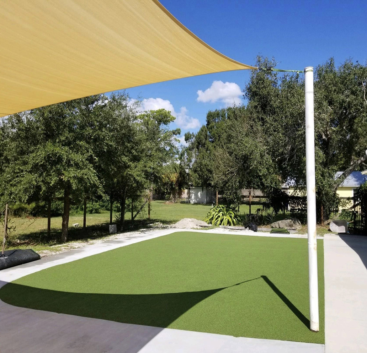 Wollongong synthetic grass for lawn